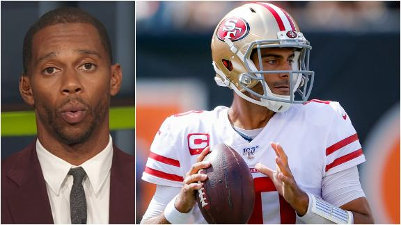Cruz likes Jimmy G to lead 49ers to the win