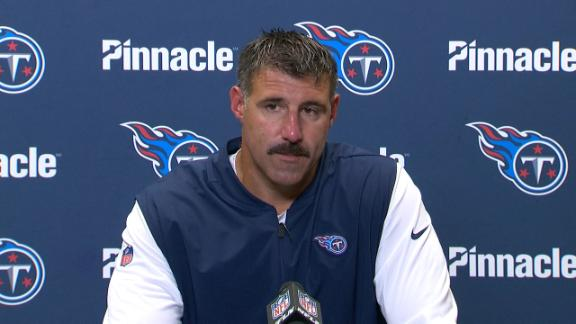 Vrabel: Penalties, poor execution contributed to Titans' loss