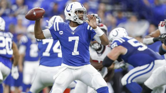 Brissett's hot start powers Colts' win