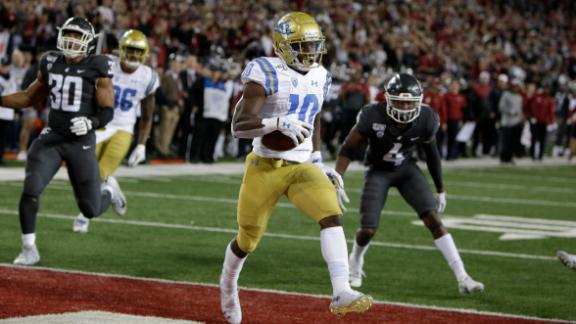 UCLA overcomes Gordon's nine TDs in historic comeback win