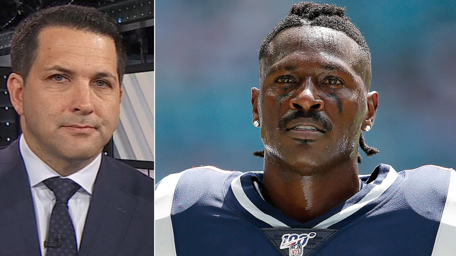 Schefter: AB's guaranteed money in jeopardy