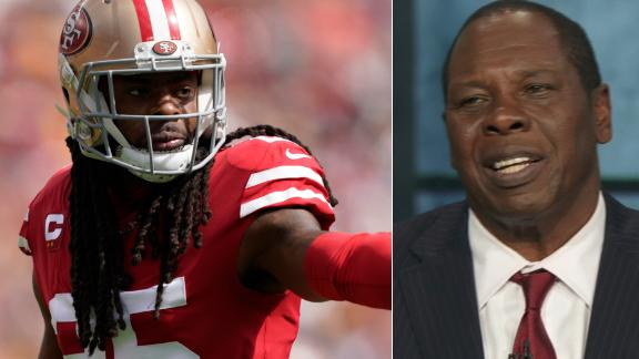 Sherman and the 49ers' defense is something to build on
