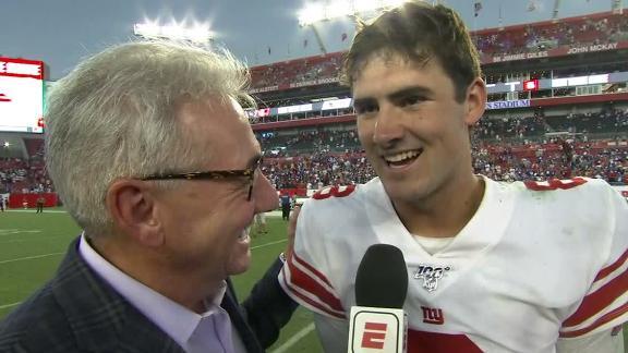 Jones loves the Giants' grit after win over Bucs