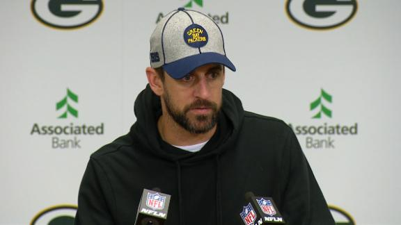 Rodgers wants to play better, score more points
