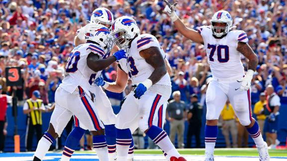 Bills hold off Bengals' late comeback
