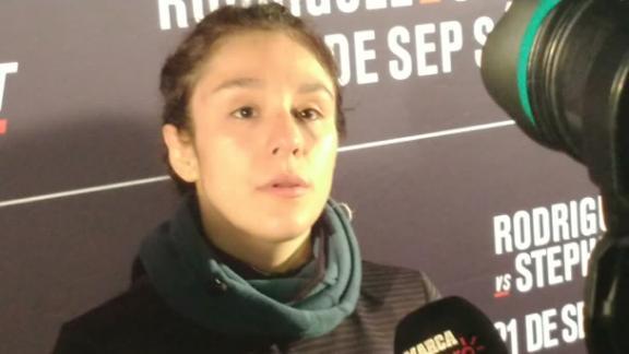 Grasso happy for bonus in loss to Esparza