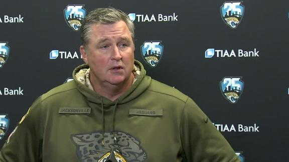 Marrone on Ramsey's sick call: 'If you're sick, you're sick'