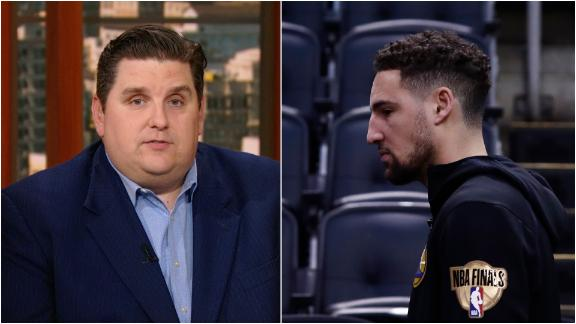 Windhorst refuses to write off Warriors