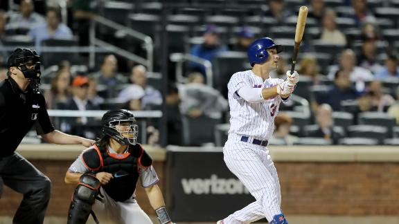 Conforto clubs 2 clutch homers