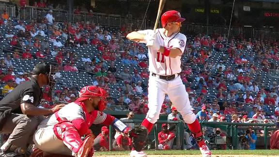 Zimmerman adds to Nats' lead with RBI single