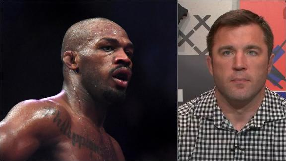 Sonnen: Jones the loser of Miocic vs. Cormier trilogy