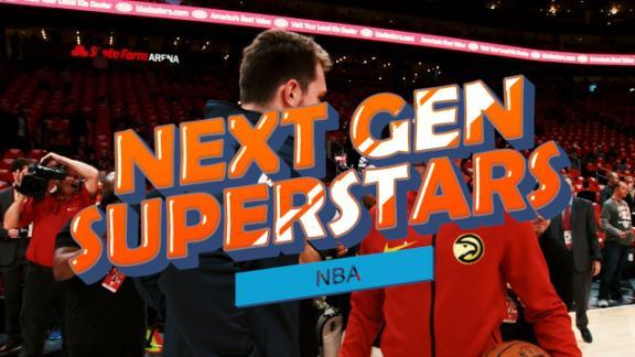 Meet the next generation of NBA superstars