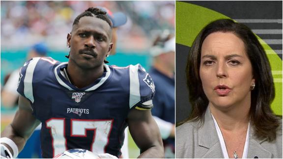 Woman's lawyer confident NFL still investigating Brown