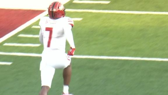 Arkansas State starts game with 92-yard TD