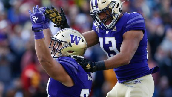 Washington's defense shines in decisive win