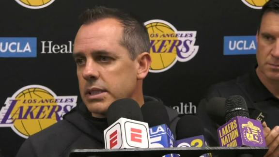 Vogel says Lakers' D can be as good as they want it to be