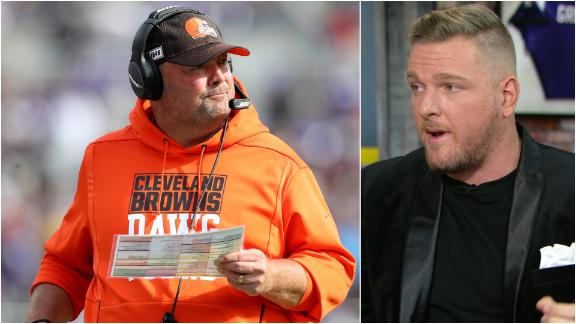 McAfee credits Kitchens for Browns' win in Baltimore