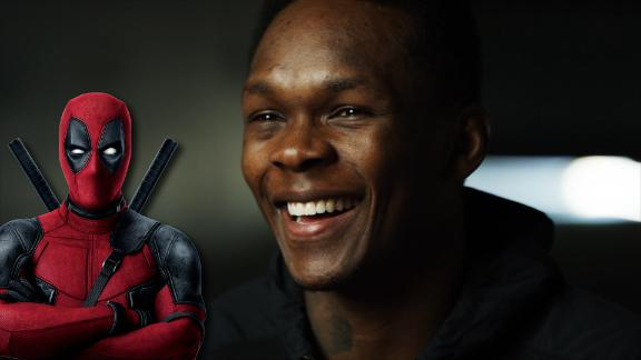 Israel Adesanya sees himself as the Deadpool of MMA
