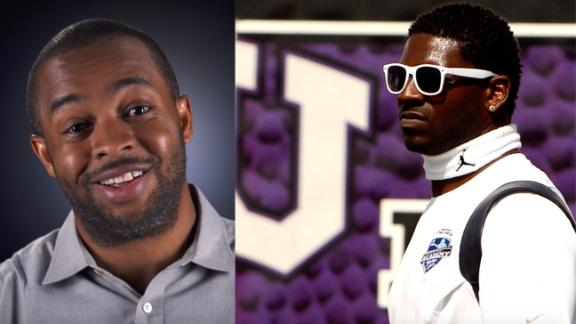 LaDainian Tomlinson's TCU backup had a short football career