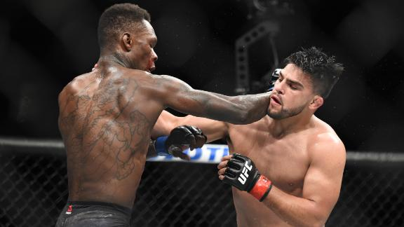 Adesanya vs. Gastelum was one to remember