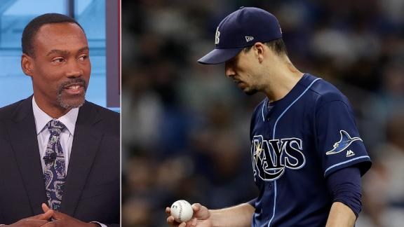 Glanville: Rays have the pitching to top A's