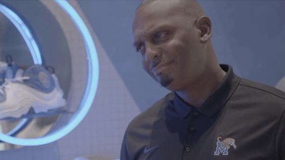 Going inside the 'Penny Room' with Hardaway
