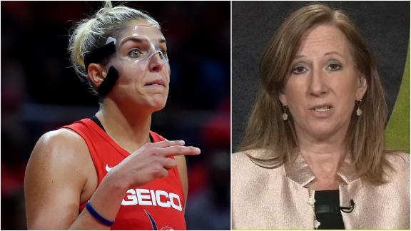 WNBA commissioner trying to enhance the player experience