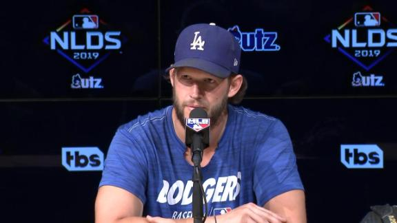 Kershaw acknowledges growing urgency to win World Series