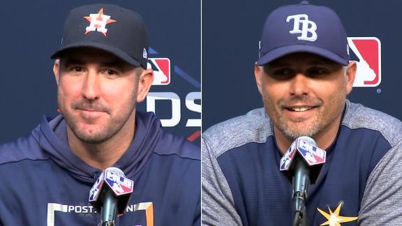 Cash: Rays 'got Verlander'd'; Astros ace responds