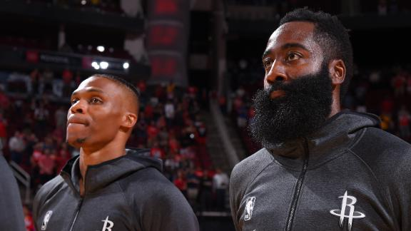 Can the Harden-Westbrook duo lead to a title?