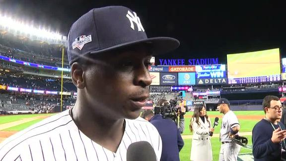 Gregorius: Yankees' crowd is 'one of the best in the game'