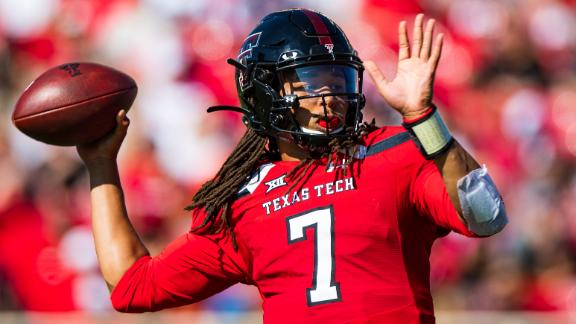 Texas Tech upsets No. 21 Oklahoma State