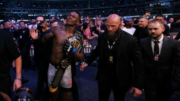 Israel Adesanya: The UFC's next superstar