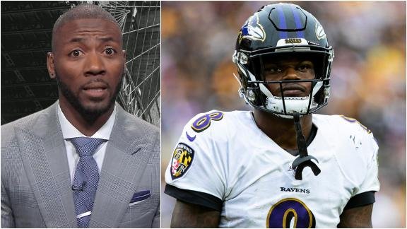 Clark not buying Ravens as SB contenders