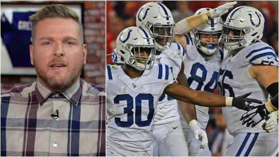 McAfee: Colts are Super Bowl sleepers