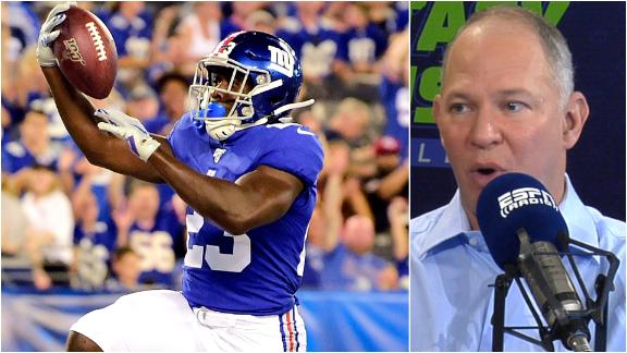 Berry not sold on Hilliman's fantasy value vs. Patriots