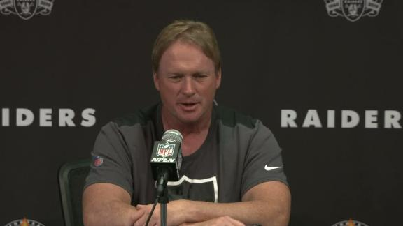 Gruden on brother being fired: 'Welcome to the club bro'