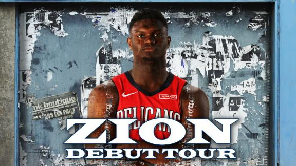 Zion: The new greatest show on Earth