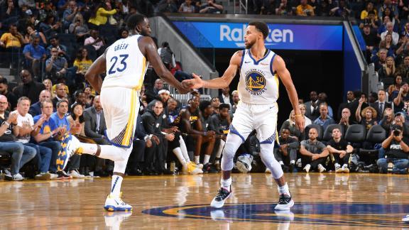 SVP breaks down NBA's wild, wild West