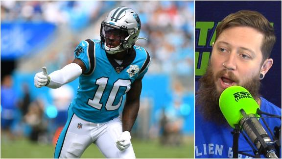 Dopp likes Panthers WRs vs. Bucs