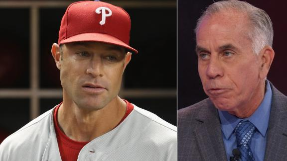 Kurkjian: Phillies want a 'veteran name' to replace Kapler