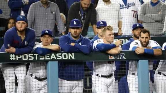 Dodgers fall short of expectations