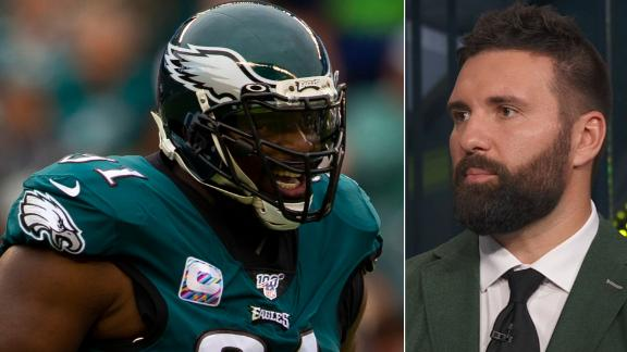 Ninkovich: Eagles defense is gaining confidence