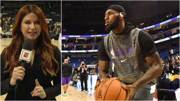 Nichols: China restricts Lakers-Nets media sessions