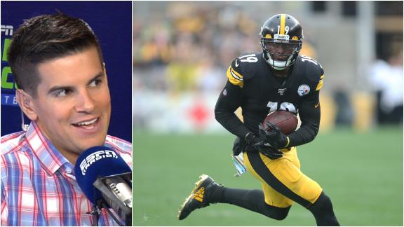 Yates: Juju is a 'feast or famine player'