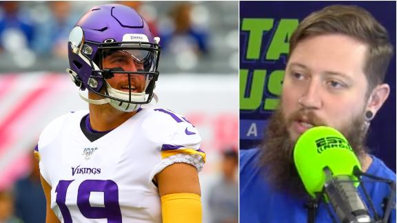 Dopp: Thielen's value is on the rise