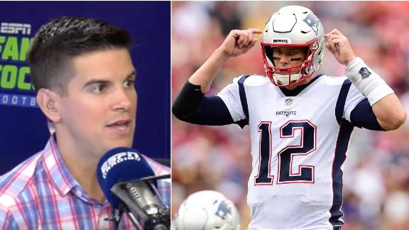Yates: Brady will have a big night against Giants' defense
