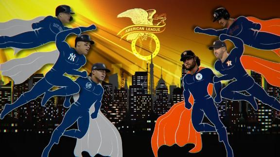 Yanks vs. Astros ALCS: The ultimate collision course