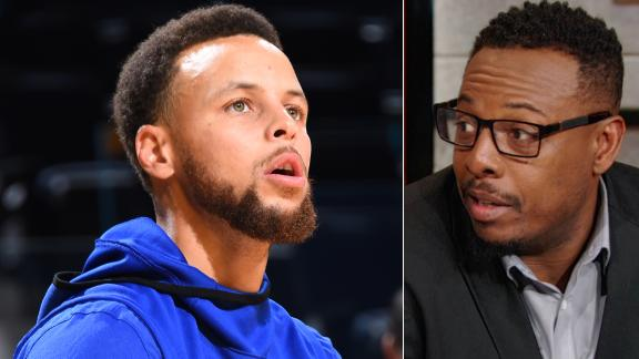 Pierce: Nobody forgot who Curry is