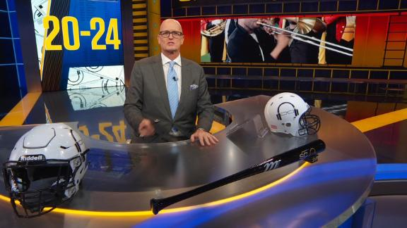 SVP throws out some chalk in his Week 7 college football winners